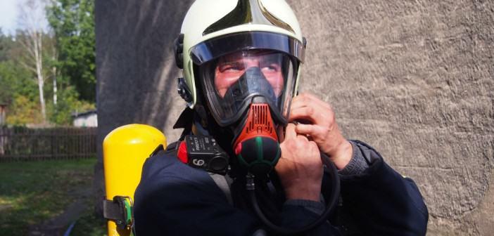 Zapobiegawcza akcja strażaków